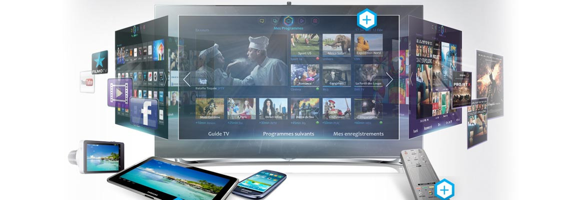 Nouvelle interface Smart TV Samsung : plus simple et intuitive !