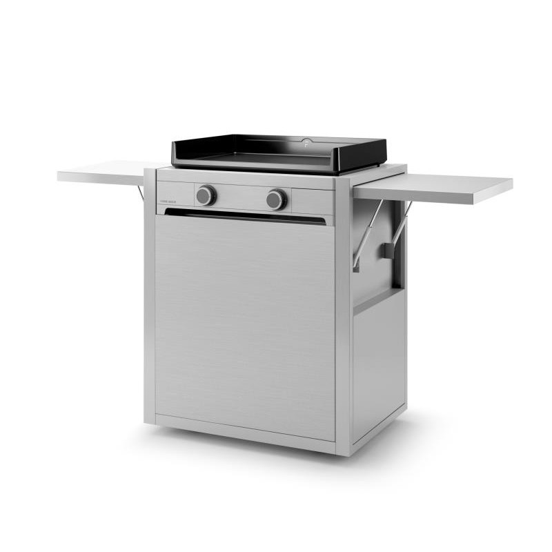 Chariot plancha barbecue gril FORGE ADOUR CHMIF60