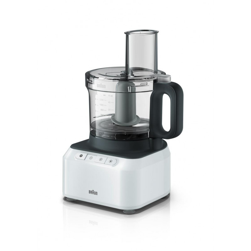 Robot compact multifonction BRAUN FP3131WH