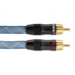 Cordon audio REAL CABLE ECA/1M00
