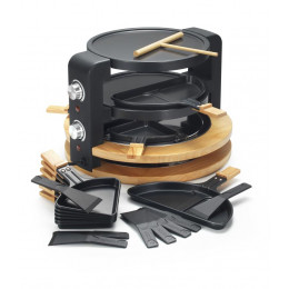 Raclette KITCHENCHEF KCWOOD8SUPER