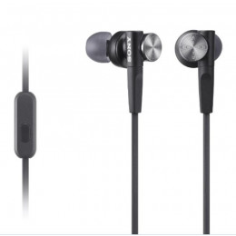 Casque intra auriculaire SONY MDRXB50APB