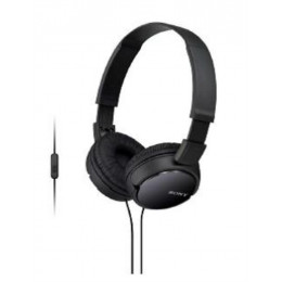 Casque arceau filaire SONY MDRZX110APB
